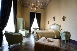 Palazzo Failli Hotel Randonne Tours Cycling & Hiking Trips Sicily Luxe Hotel