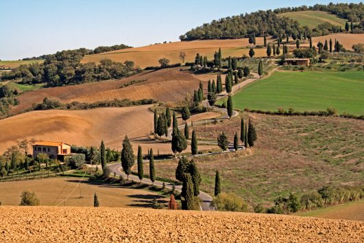 Randonnee tours offers cycling and hiking trips in Italy