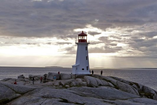 Randonnee Tours offers cycling and hiking tours in Canada, Nova Scotia