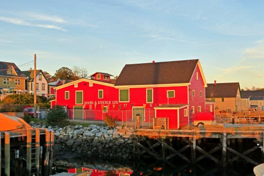Randonnee Tours offers cycling and hiking tours in Nova Scotia, Canada