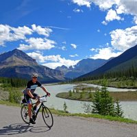 Randonnee Tours offers cycling and hiking tours in Canada, Rockies