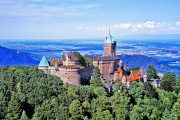Randonnee Tours offers cycling and hiking tours in France, Alsace