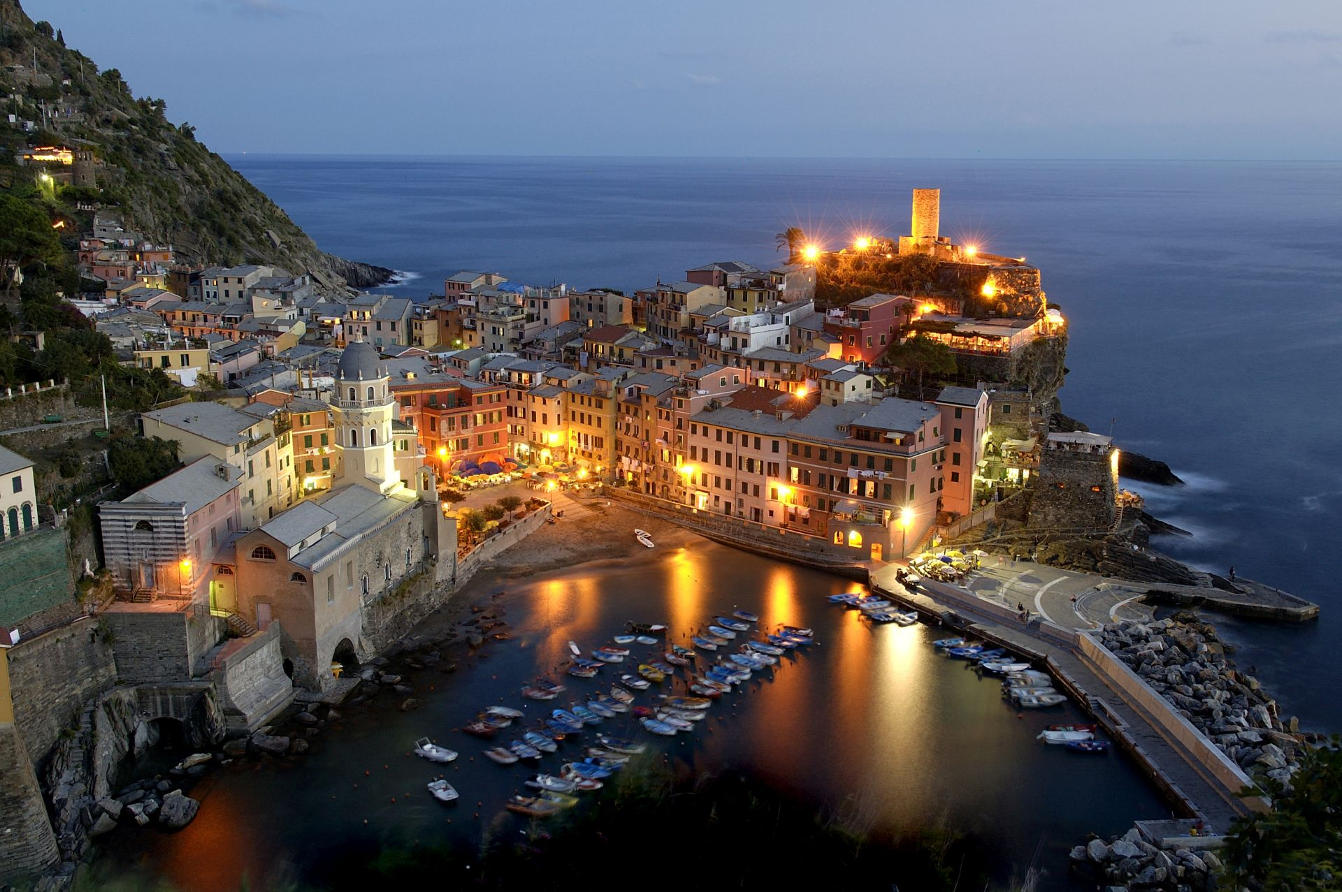 Randonnee Tours offers cycling and hiking tours in Italy, Cinque Terre