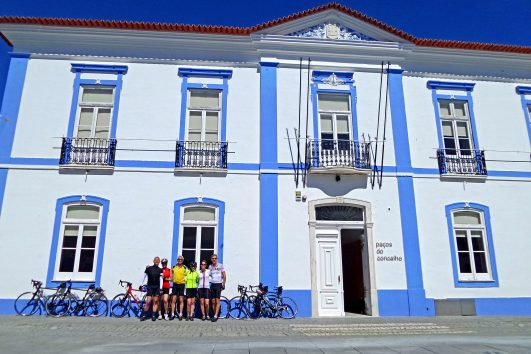 Randonnee Tours offers cycling and hiking tours in Alentejo, Portugal