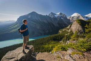 Randonnee tours offers cycling and hiking trips in the Canadian Rockies
