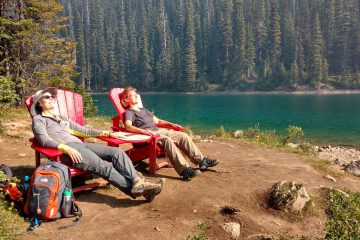 Randonnee Tours 2018 Photo Contest - Moments Category - Rockies Hiking