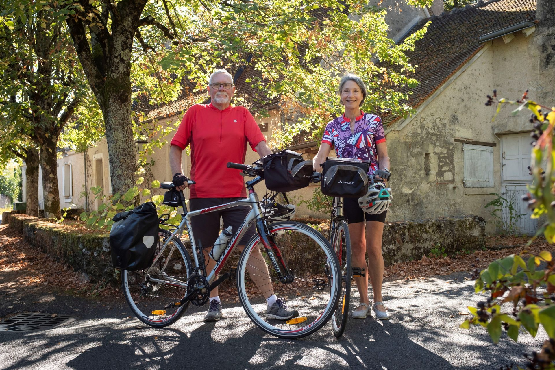 Randonnee tours offers cycling and walking trips in Europe & North America